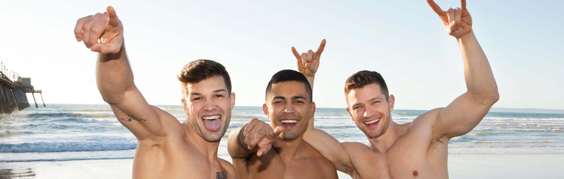 Gay men in rio verde brazil